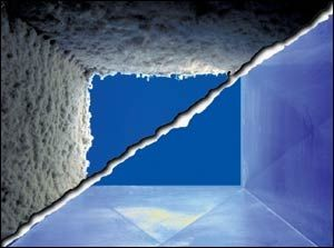 clean hvac ducts