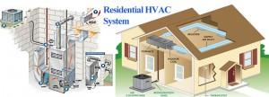 residential hvac system